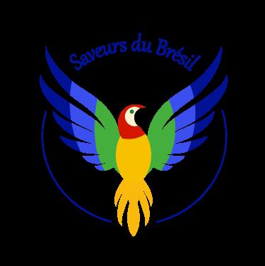 création logo saveurs du brésil
