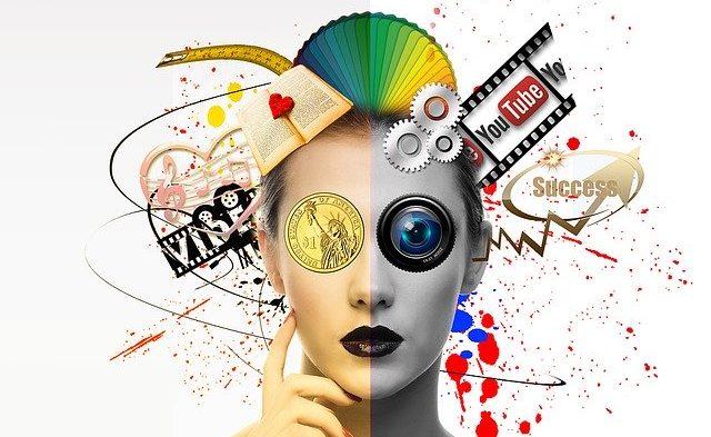 face-visage-coloré-video-YouTube