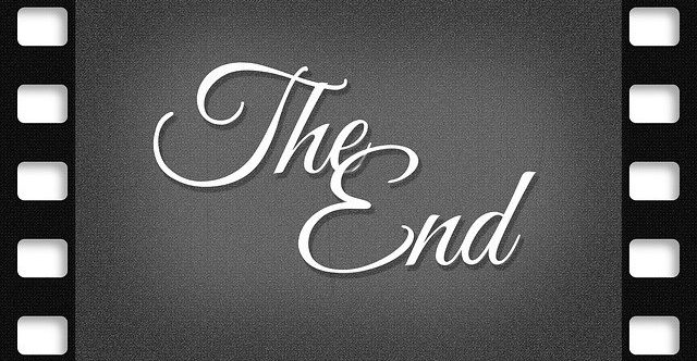 The end -video