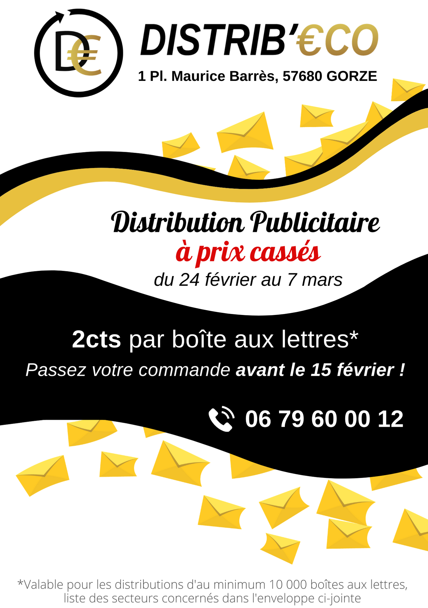 flyer distrib'eco