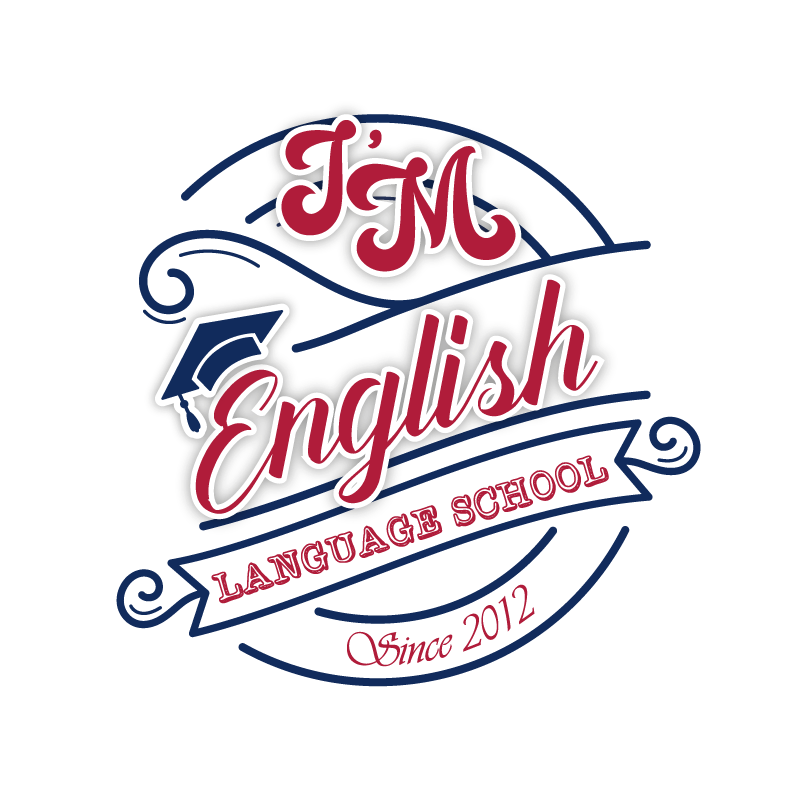 I'M English Language School logo